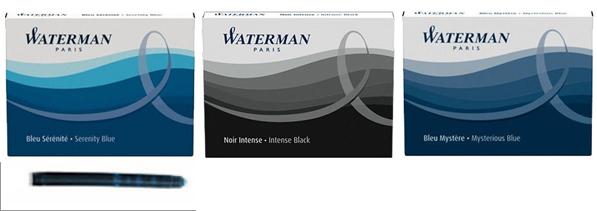 Waterman Füllhalter-Tintenpatrone